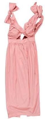 Alice McCall Cutout Midi Dress w/ Tags