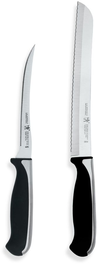 Zwilling J.A. Henckels J.A. Fine Edge Synergy 2-Piece Bread Knife Set