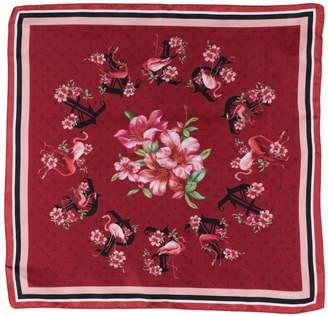 Pinko Square scarves