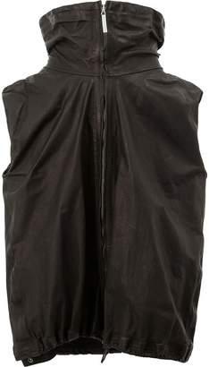 Isaac Sellam Experience zipped vest jacket