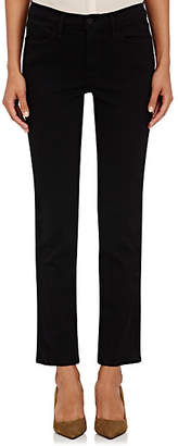 Frame Women's Le High Straight Jeans - Film Noir