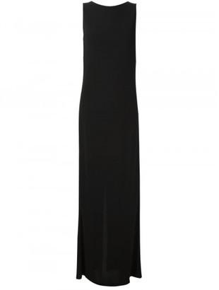 Maison Margiela open back maxi dress $1,735 thestylecure.com