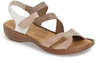 Rieker Antistress Regina 66 Wedge Sandal