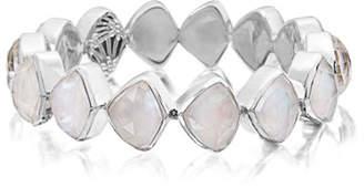 Stephen Dweck Freeform Crystal Hinge Bracelet