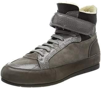 Manas Design Ankle boot, Womens Boots, Grau/ELEFANT+ANTRACITE, 38 EU