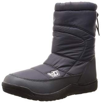 Body Glove (ボディー グローヴ) - [ボディグローブ] スノーブーツ ウィンターブーツ ダウンブーツ 4cm防水 防寒ブーツ BG996 GRAY 27 cm