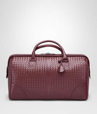 Bottega Veneta MEDIUM DUFFLE BAG IN BAROLO INTRECCIATO VN