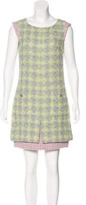 Chanel Bouclé Sheath Dress