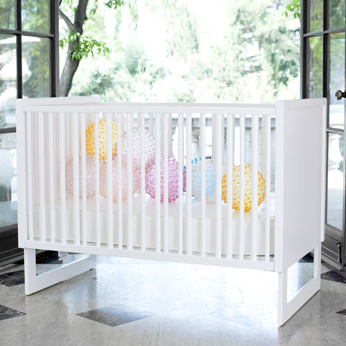 Lainey Keogh Womens Lainey Crib in White