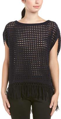 Elie Tahari Wool & Cashmere-Blend Sweater