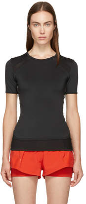adidas by Stella McCartney Black P ESS T-Shirt