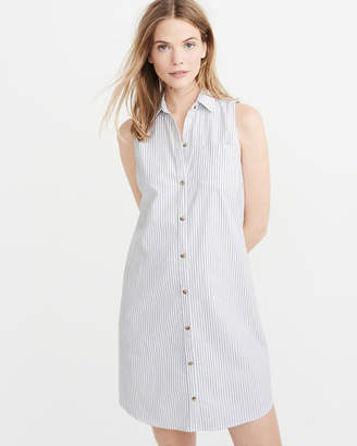 Abercrombie & Fitch Classic Shirtdress