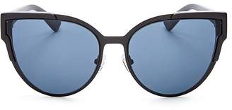 Quay Game On Cat Eye Sunglasses, 60mm $60 thestylecure.com