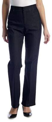 Gloria Vanderbilt Women's Charlene Straight-Leg Pant