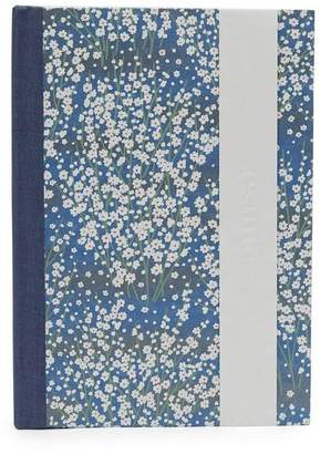 Esmie White Blossom Medium Journal