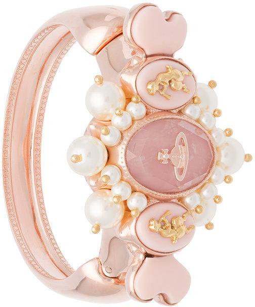 Vivienne WestwoodVivienne Westwood Violet bracelet