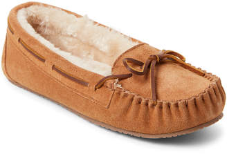 Minnetonka Cinnamon Junior Trapper Moccasins