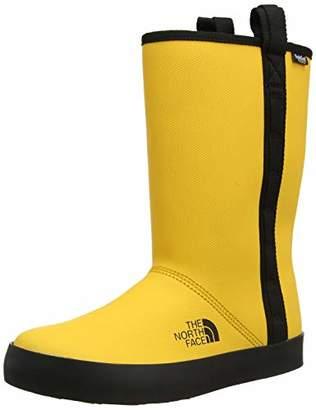The North Face Women's Base Camp Rain Shorty Wellington Boots, Yellow/TNF Black Lr0, (3 EU)
