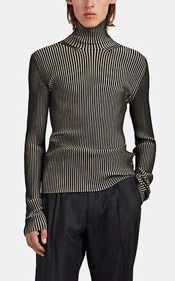 Maison Margiela Men's Mock Turtleneck Sweater - Black