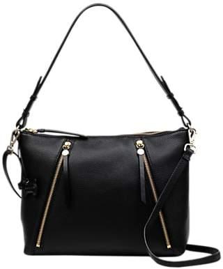 Radley Fountain Road Medium Leather Zip Top Shoulder Bag