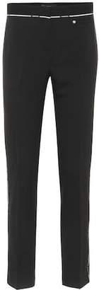 Versace Wool-blend pants