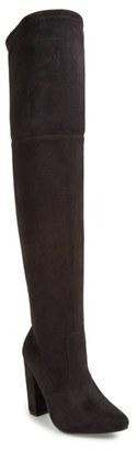 Steve Madden 'Rocking' Over the Knee Boot $99.95 thestylecure.com