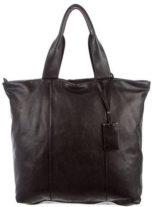 Jil Sander Jil Sander Smooth Leather Tote