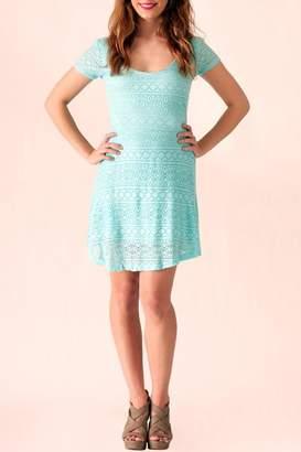 Ocean Drive Crochet Tie Dress