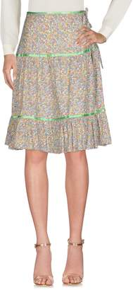 P.A.R.O.S.H. Knee length skirts - Item 35365439PA