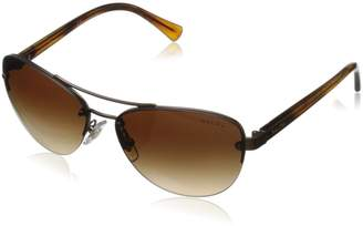 Ralph Lauren by Ralph by Women's RA4113 Aviator Sunglasses