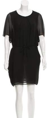 Acne Studios Mini Shift Dress