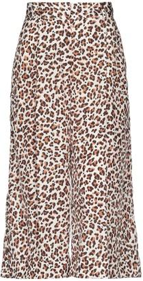 Gold Case 3/4-length shorts