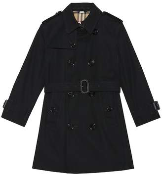 Burberry Mayfair cotton trench coat
