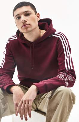 adidas Outline Pullover Hoodie