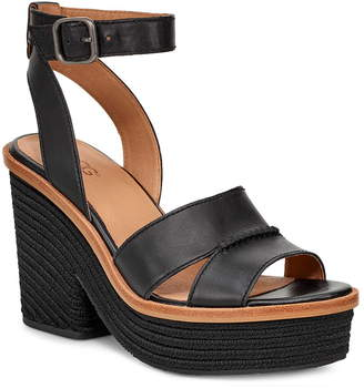d740a974d7e UGG Platform Heel Women's Sandals - ShopStyle