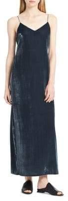 Calvin Klein Jeans Velvet Tank Maxi Dress