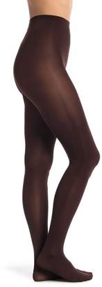 Donna Karan Satin Jersey Tights