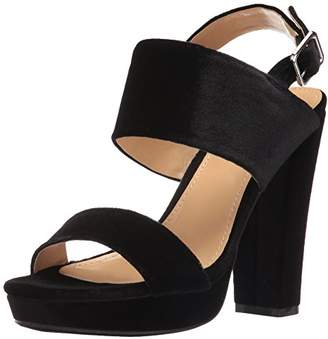 Report Women's Lawry Platform Dress Sandal $49 thestylecure.com