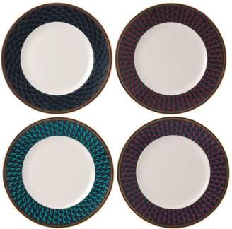 Wedgwood Byzance Plates (Set Of 4)