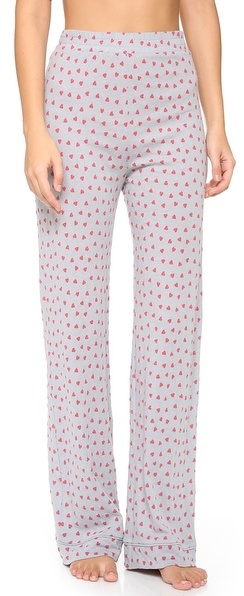 Only Hearts Club Heritage Heart Pajama Set