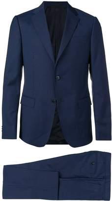 Ermenegildo Zegna checked two-piece suit