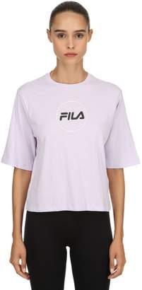 Fila Urban Rehan Cotton Jersey T-Shirt