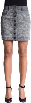 Just Cavalli Denim skirts