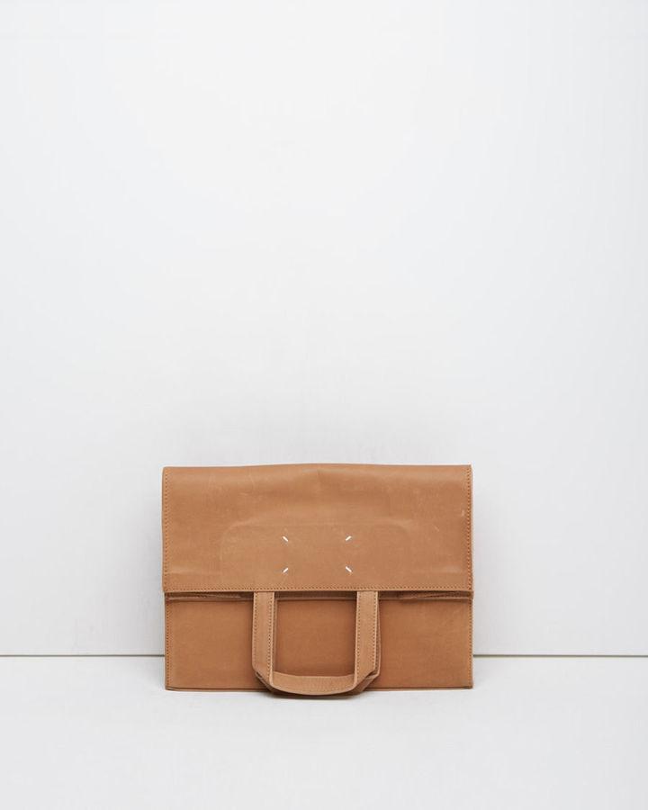 Maison Margiela Line 11 Shopping Bag