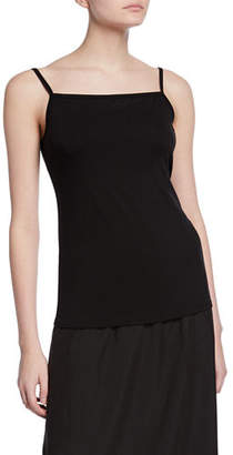 Eileen Fisher Square-Neck Jersey Camisole