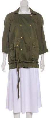 Current/Elliott Infantry Army Jacket