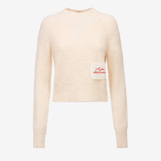 Bally SPONGY COTTON JUMPER