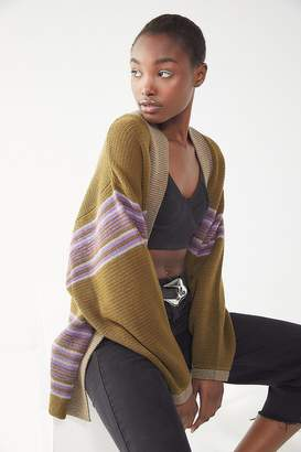 Urban Outfitters Kassi Striped Cardigan