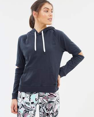 DKNY Hooded Logo Sweatshirt