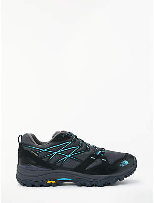 The North Face Hedgehog Fastpack GORE-TEX Waterproof Women's Hiking Shoes, Blackened Pearl